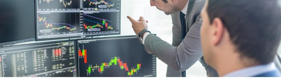 Индивидуальное обучение трейдингу на фондовом рынке.
