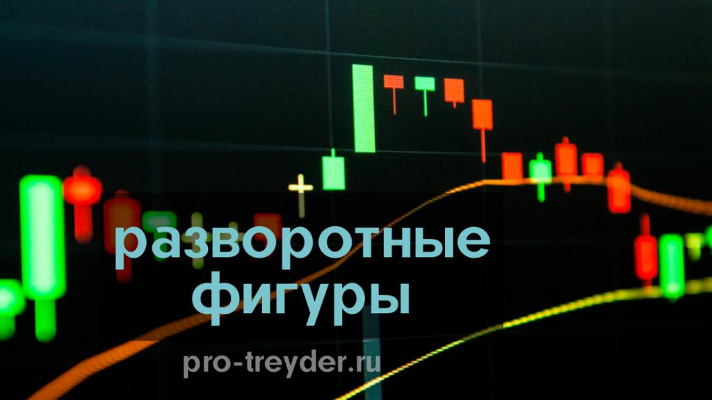 Разворотные фигуры графического анализа рынка